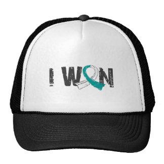I Won Cervical Cancer Cap