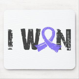 I Won Esophageal Cancer Mouse Pads