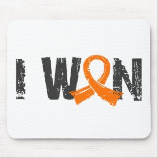 I Won Kidney Cancer Mouse Pad
