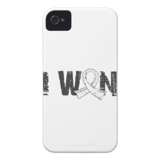 I Won Lung Cancer iPhone 4 Covers