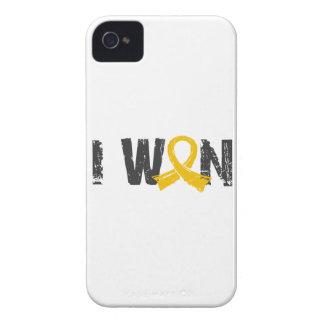 I Won Neuroblastoma iPhone 4 Covers