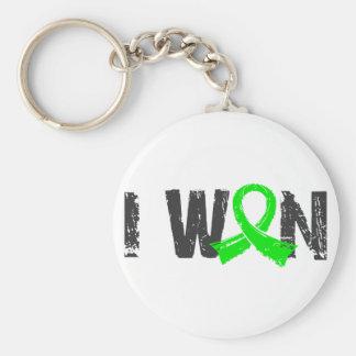 I Won Non-Hodgkin's Lymphoma Key Chains