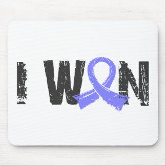 I Won Prostate Cancer Mousepads