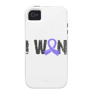 I Won Stomach Cancer Case-Mate iPhone 4 Covers