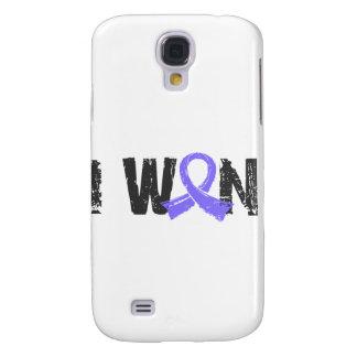 I Won Stomach Cancer Samsung Galaxy S4 Cover