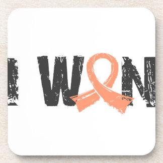 I Won Uterine Cancer Coaster