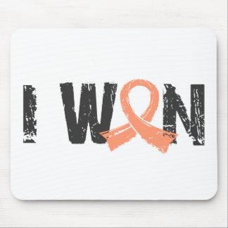 I Won Uterine Cancer Mousepads