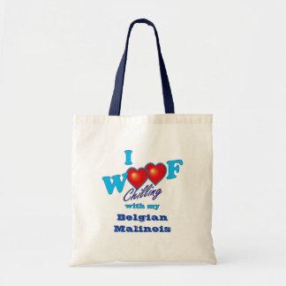 I Woof Belgian Malinois Bags