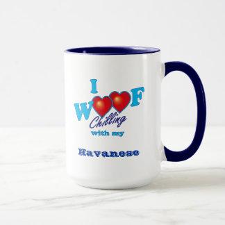 I Woof Havanese Mug