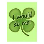 I Would Do Me
