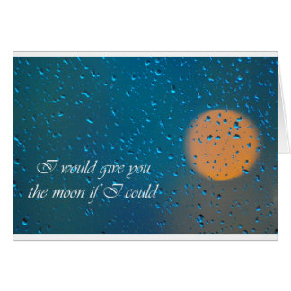 I would give you the Moon Greeting Cards
