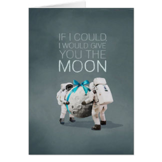 I would give you the moon card