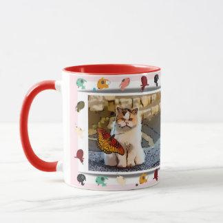 I would like to catch you well mug