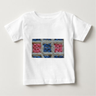 i would rather be knitting baby T-Shirt