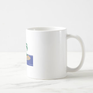 I Would Rather Be On The Beach Coffee Mug