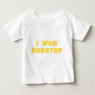 I Wub Dubstep (stiches) Baby T-Shirt