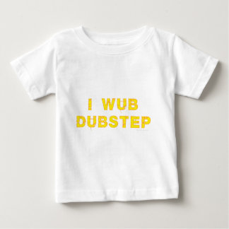 I Wub Dubstep (stiches) Tee Shirts