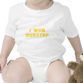 I Wub Dubstep (stiches) T Shirts