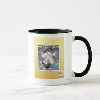 I wuz gunna giv yoo hug mug