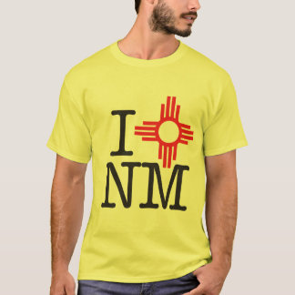 I ZIA New Mexico T-Shirt