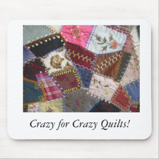 IA-Ill. Quilt group, English gallery, train dep... Mouse Mat