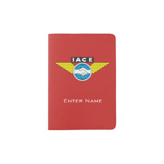 IACE - US & United Kingdom 2017 Passport Holder