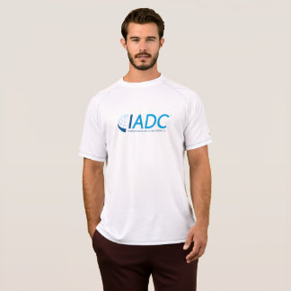 IADC Men's Champion Double Dry Mesh T-Shirt