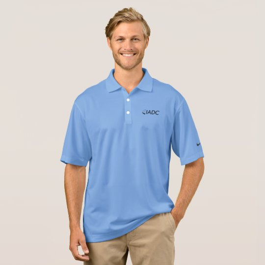 IADC Men's Nike Dri-FIT Pique Polo Shirt