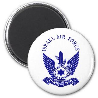 IAF & Israel Navy 6 Cm Round Magnet