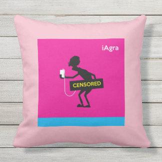 iAgra Outdoor Cushion