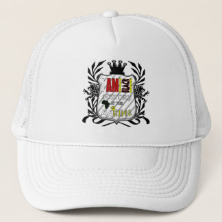 IAHH - I AM BLACK HISTORY IN THE MAKING TRUCKER HAT
