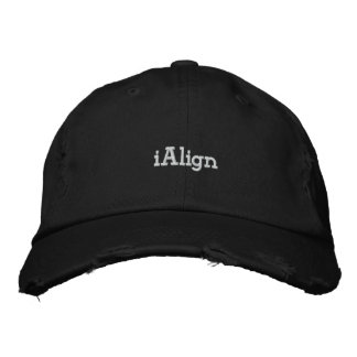 iAlign hat Embroidered Hats