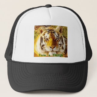 I'am a TIGER Trucker Hat