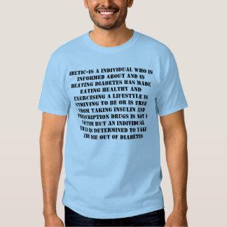 IAM AN IBETIC T-SHIRTS