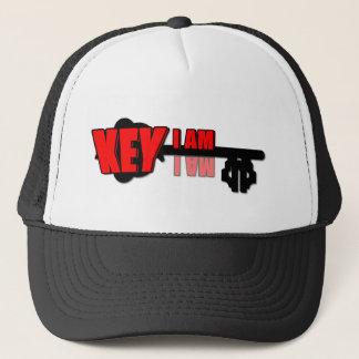 Iam Key Trucker Hat
