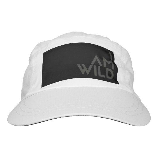 IAMWILD Woven Performance Hat, White Hat