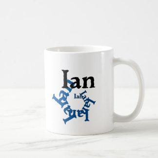 Ian Coffee Mug