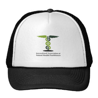 IANHP logo Mesh Hats
