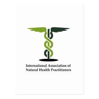 IANHP logo Postcard
