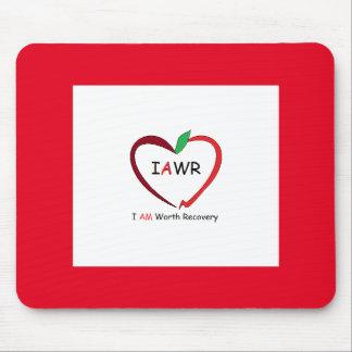 IAWR Apple Mousepad