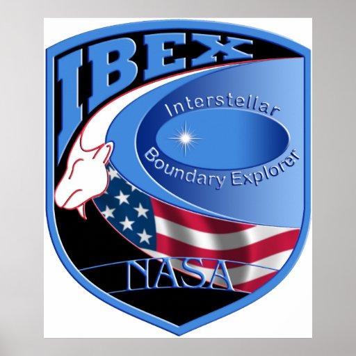 IBEX – Interstellar Boundary Explorer Poster