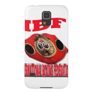 IBF Championship Boxing Belt Galaxy S5 Covers