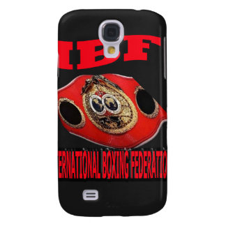 IBF Championship Boxing Belt With Background Samsung Galaxy S4 Cover