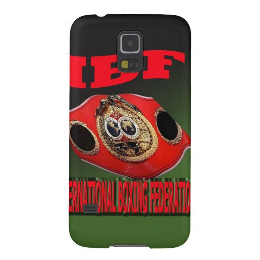 IBF Championship Boxing Belt With Etnic Background Samsung Galaxy Nexus Covers