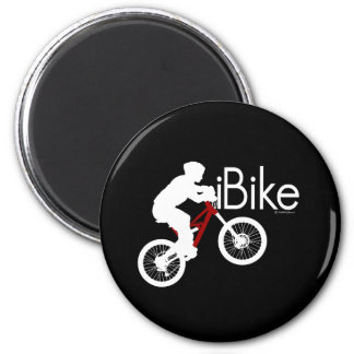 Ibike 6 Cm Round Magnet