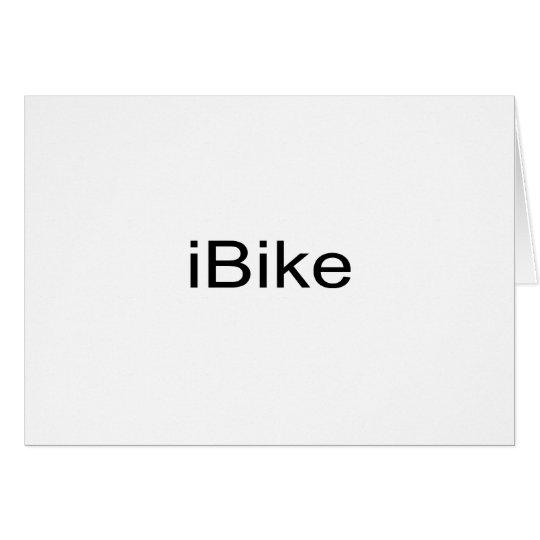 iBike Card