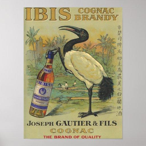 Ibis Cognac - Joseph Gautier & Fils Promo Poster