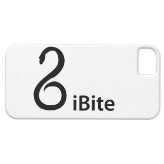 iBite iPhone 5 Cover