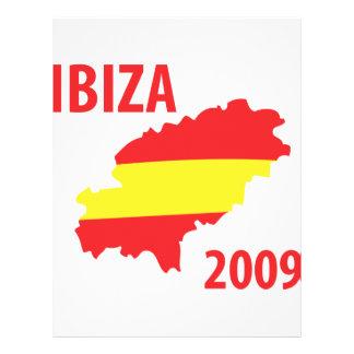 Ibiza 2009 flyers