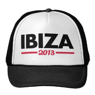 Ibiza 2013 cap